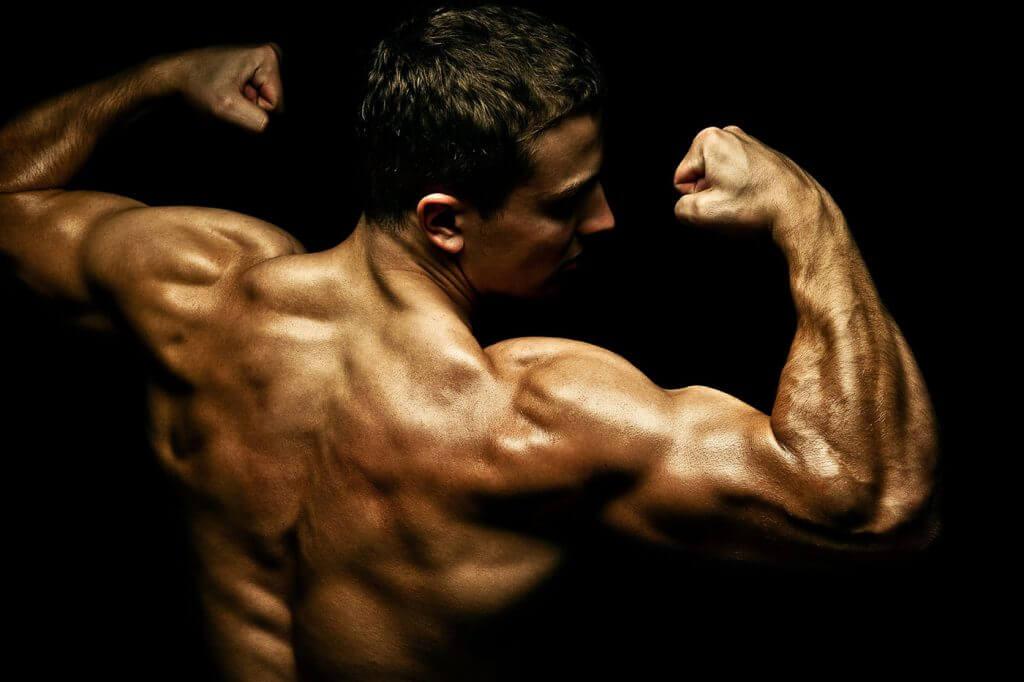筋肉をつけたい方必見!!筋肥大のポイント