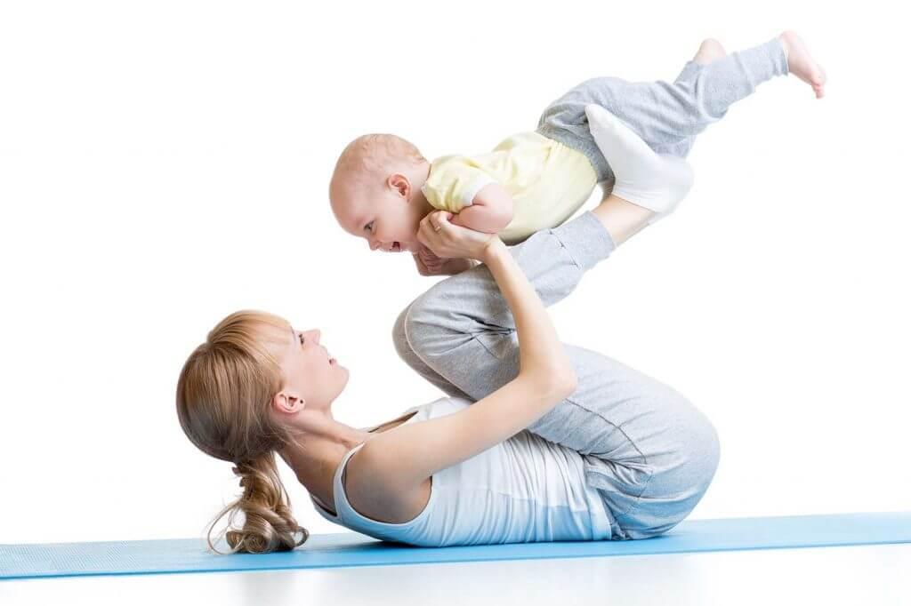 母乳育児のママ必見!産後ダイエットを成功させる方法