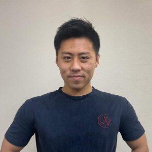 吉川隼生 トレーナー