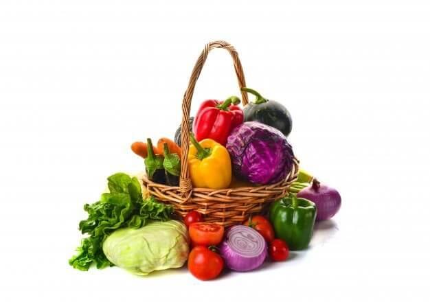 緑黄色野菜と淡色野菜の違い