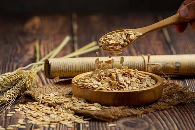 スーパー大麦とは?食物繊維の大切さ