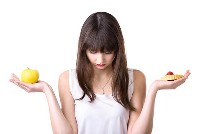 痩せない人に不足しがちな栄養素